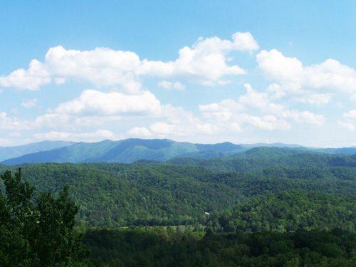 scenic Smoky Mountains