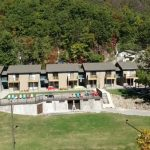 Aerial shot of client condominiums - English Mountain Recovery